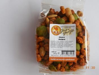 Honey Hotmix zoetpikant  200 g x 6 st  Doos