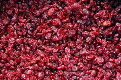 Cranberries Framboos (rietsuiker gezoet) bak 3 kg  Emmer