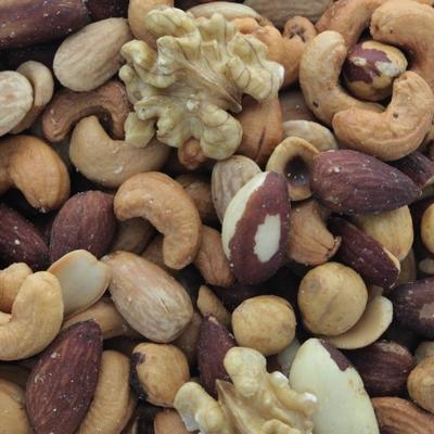 Gemengde noten ongezout bucket 3 kg