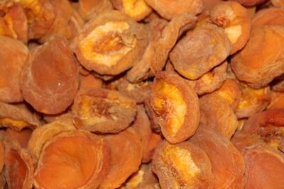 Perziken(ongezoet) Zuid Afrika gedroogd bak 3 kg  Emmer