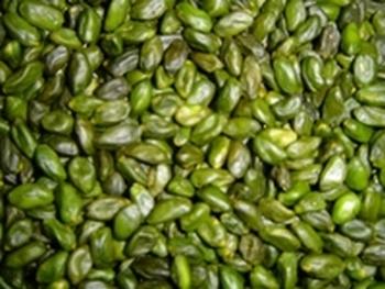 Pistaches gepeld DIEP groen bak 3 kg  Emmer