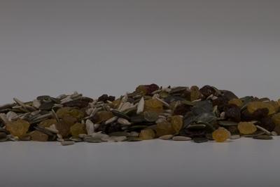 Slamix met rozijnen bak 3 kg  Emmer