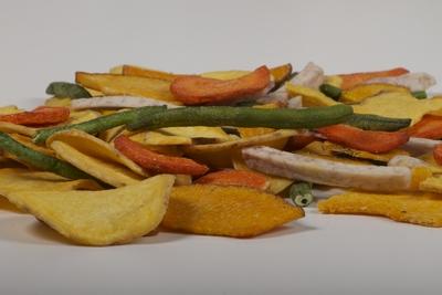 Groente Chips bak 1 kg  Emmer