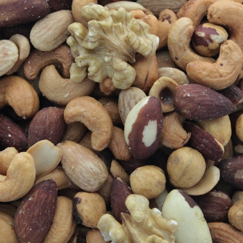 Gemengde noten ongezout bak 3 kg  Emmer