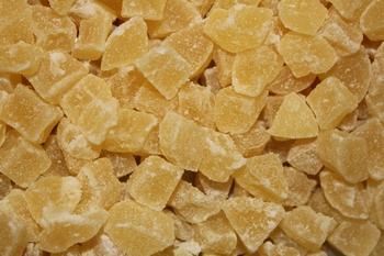 Ananas dices 8-10 mm bak 3 kg Emmer